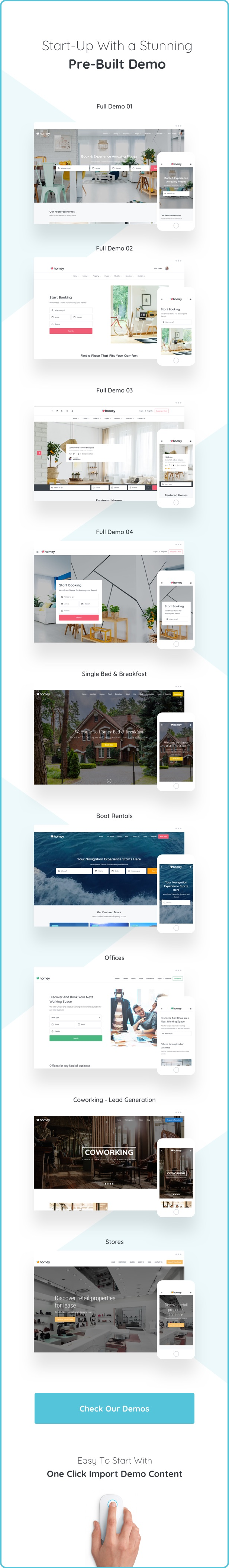 Homey - Booking and Rentals WordPress Theme - 6  Download Homey – Booking and Rentals WordPress Theme nulled demos