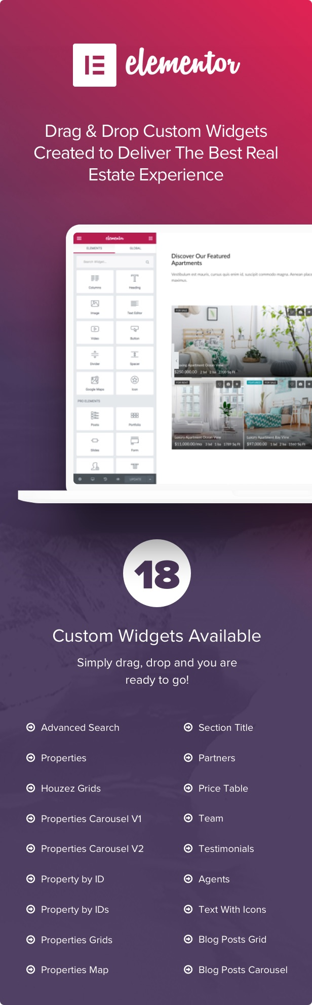Houzez - Real Estate WordPress Theme - 4